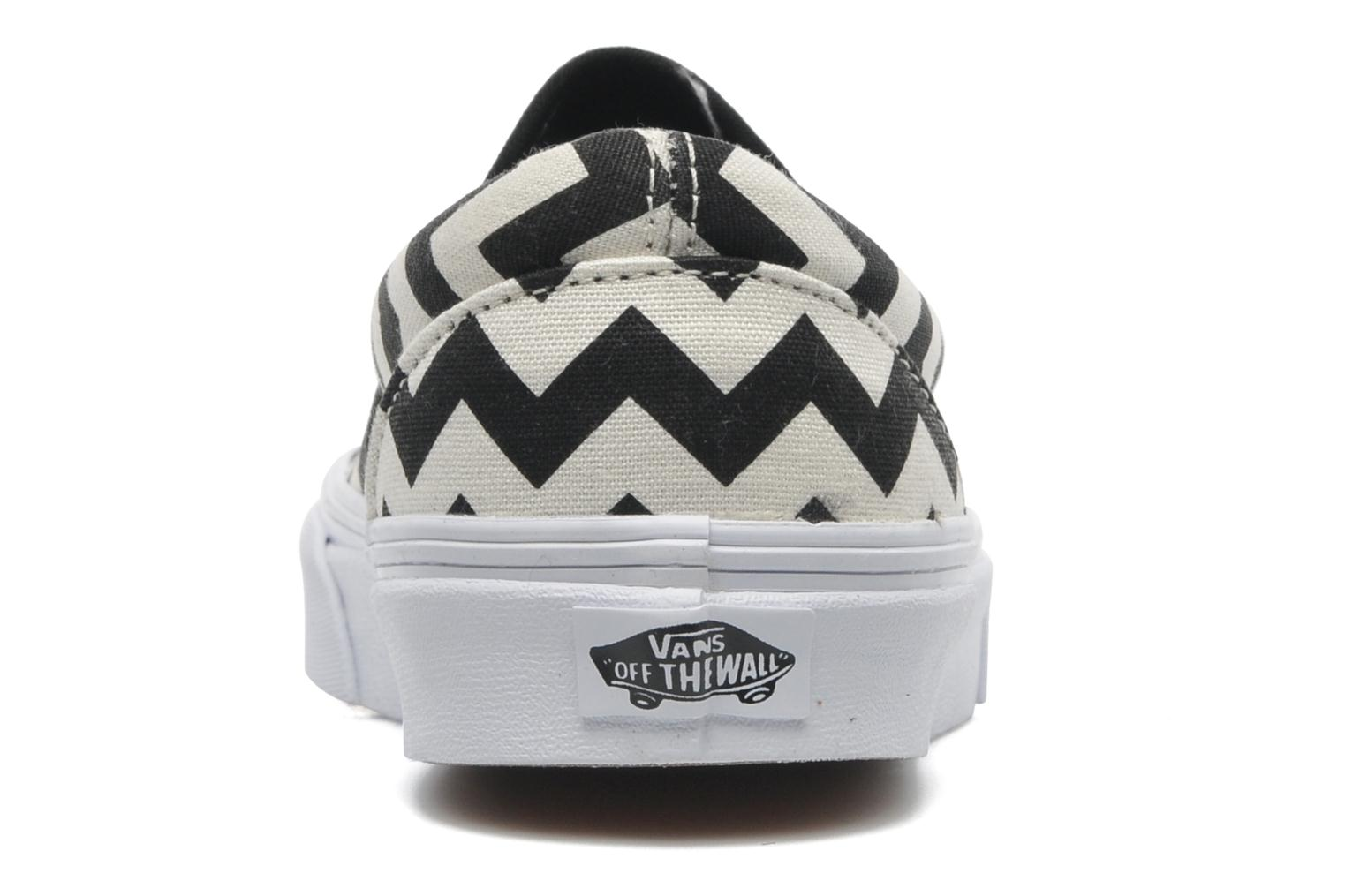 Trainers Vans Classic Slip-On W White view from the right