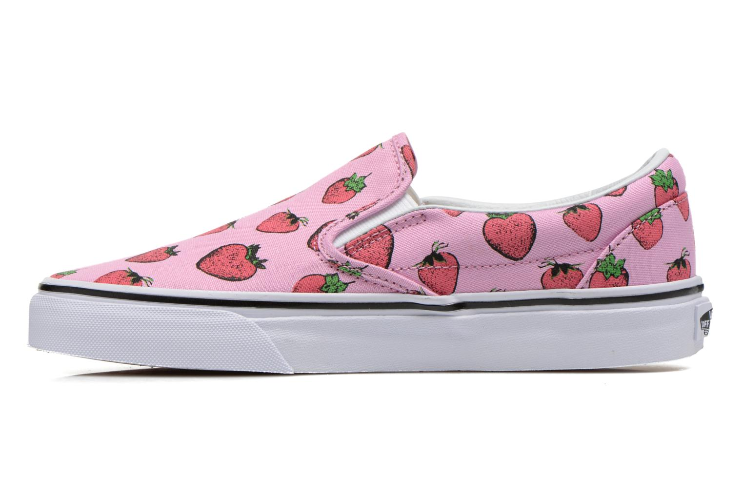 Classic Slip-On W (Strawberries) pastel lavender/true white