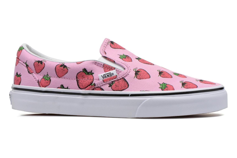 Sneakers Vans Classic Slip-On W Multicolor achterkant