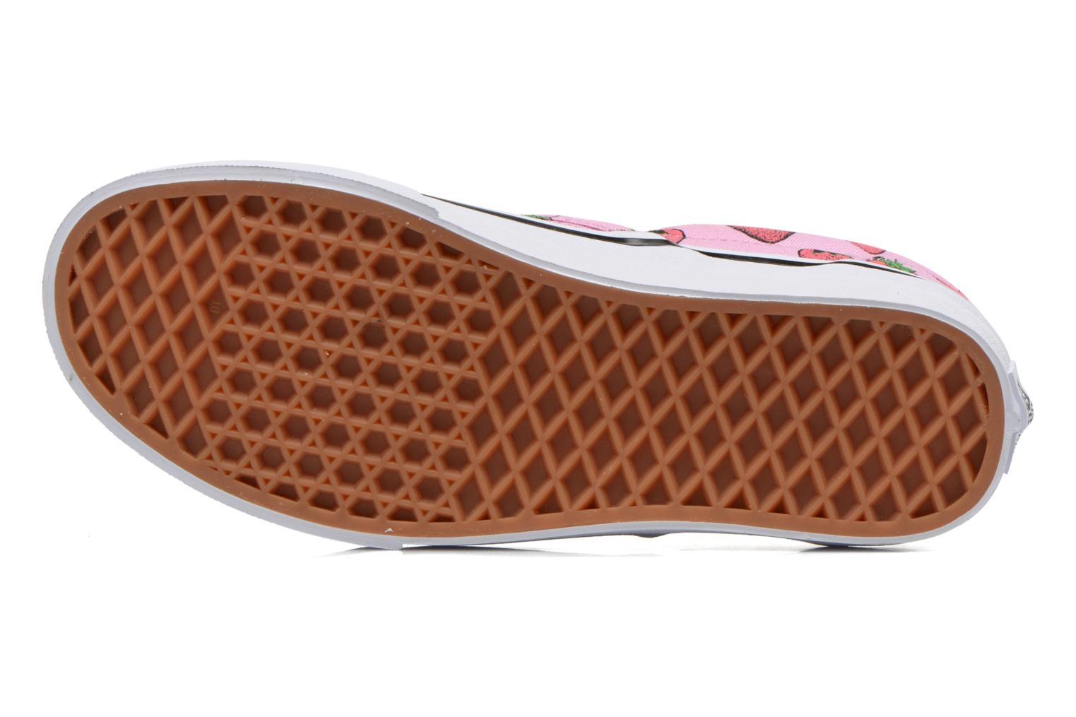 Trainers Vans Classic Slip-On W Multicolor view from above