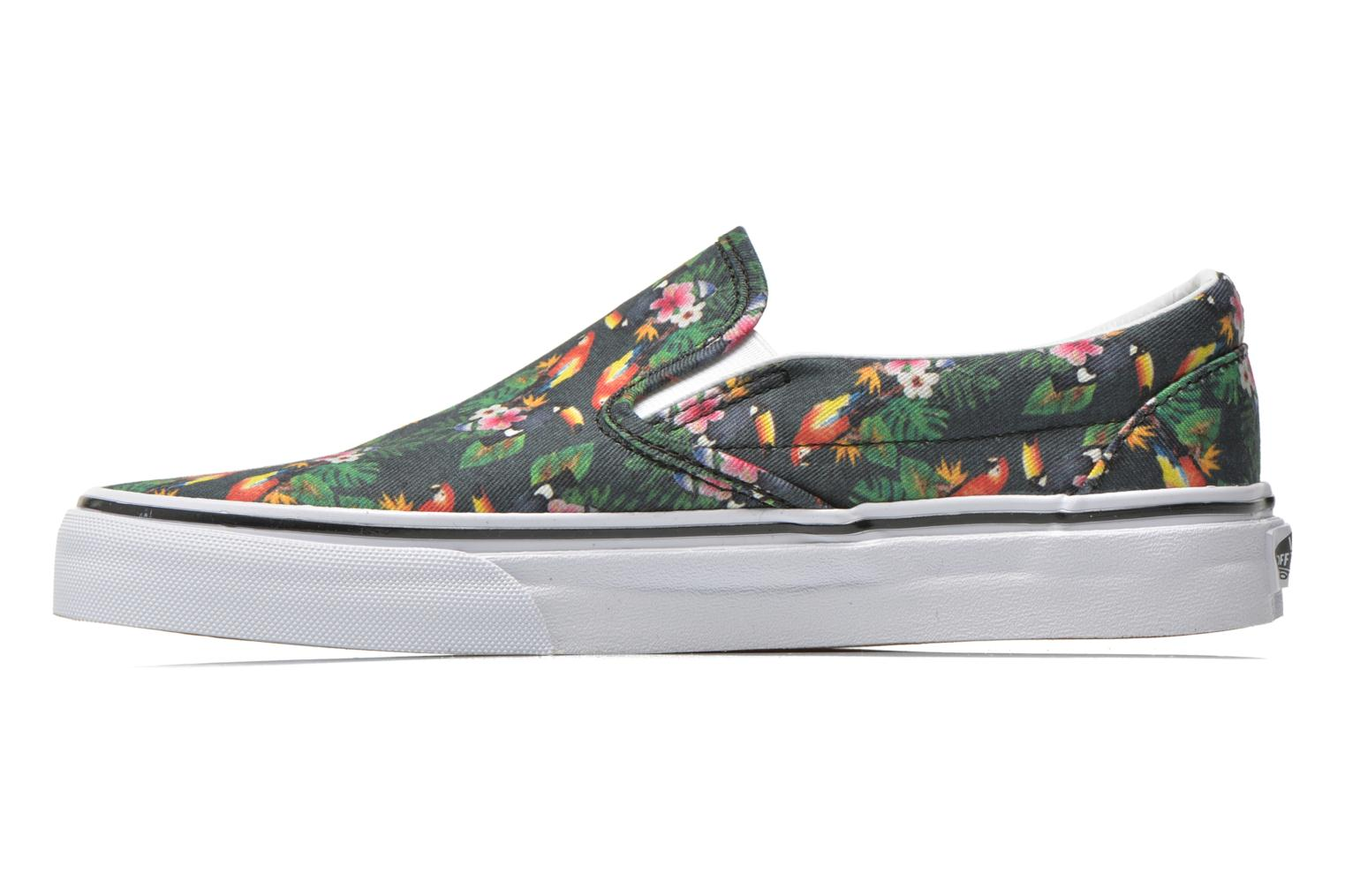 Baskets Vans Classic Slip-On W Multicolore vue face