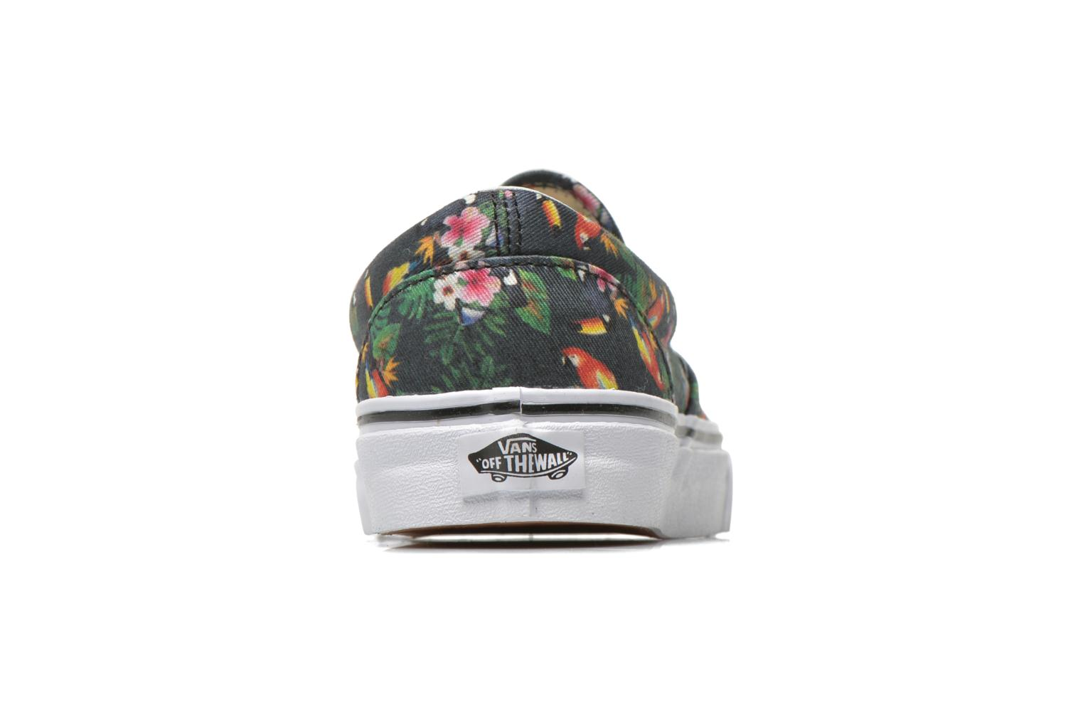 Deportivas Vans Classic Slip-On W Multicolor vista lateral derecha