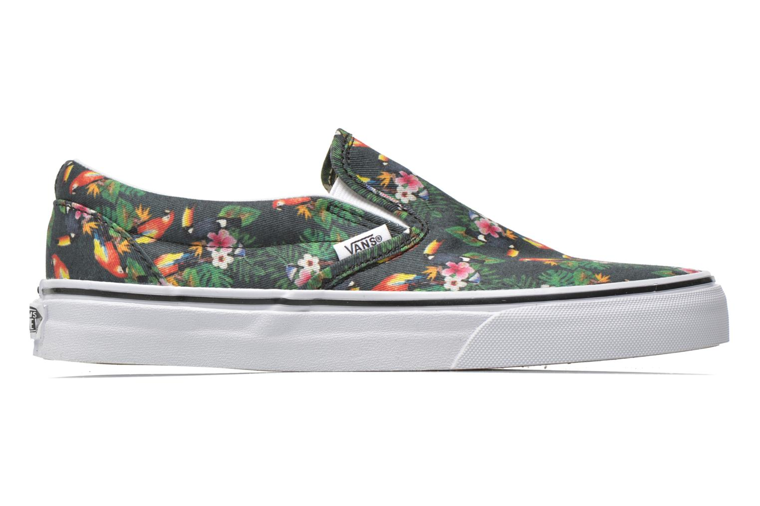 Baskets Vans Classic Slip-On W Multicolore vue derrière