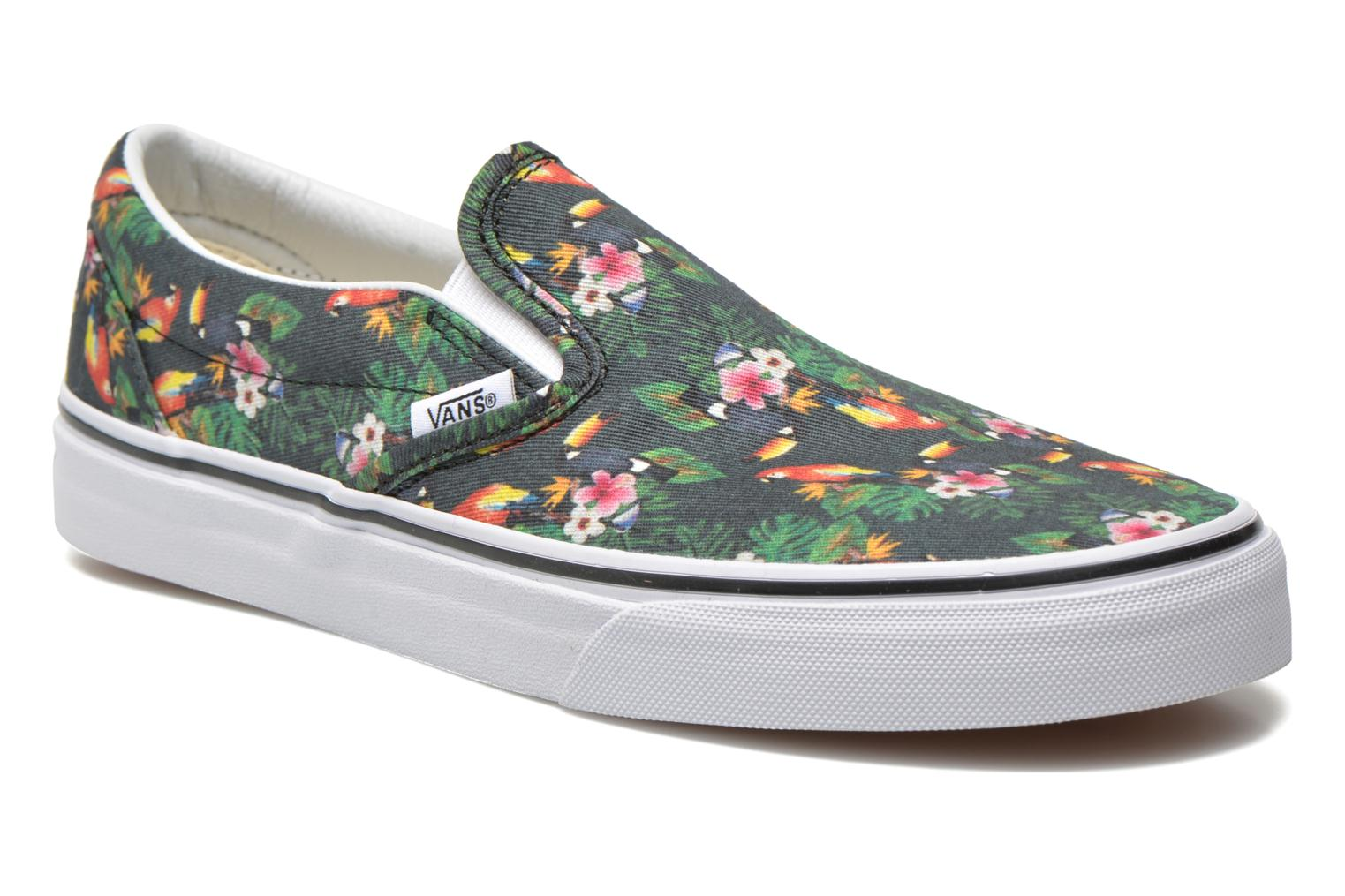 Baskets Vans Classic Slip-On W Multicolore vue détail/paire