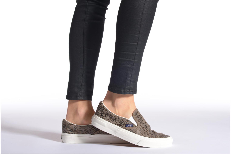 Sneakers Vans Classic Slip-On W Zilver onder
