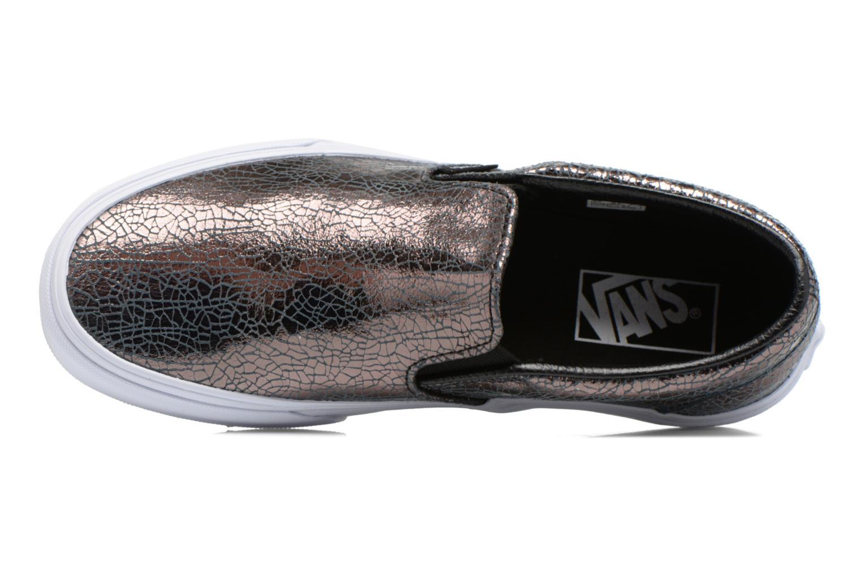 Sneakers Vans Classic Slip-On W Zilver links