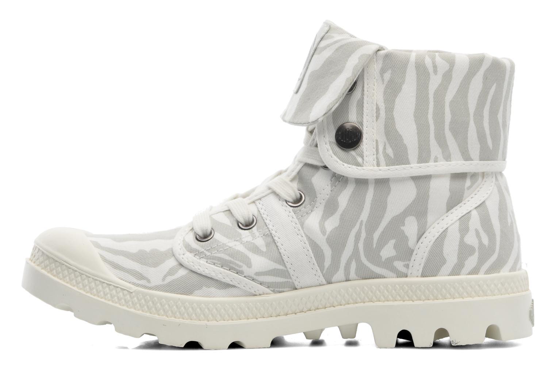 Baggy Animals F Zebra/Off White