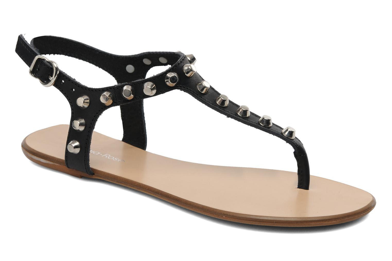 Sandales et nu-pieds Georgia Rose Lucette Noir vue détail/paire