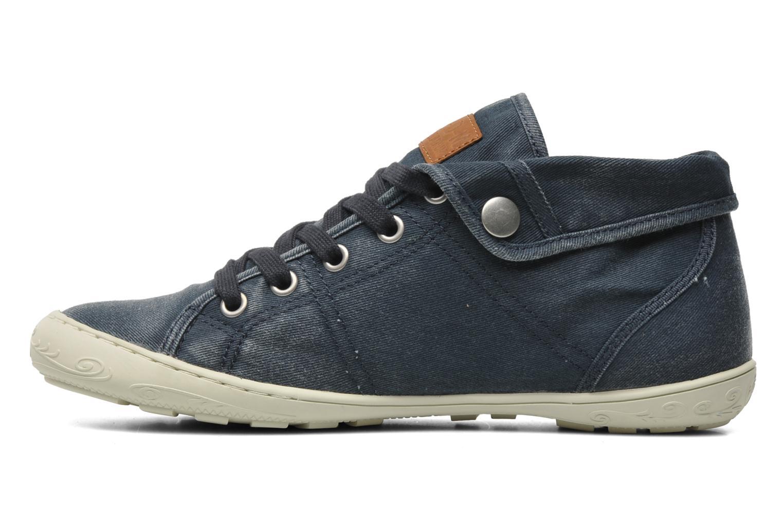 Sneakers P-L-D-M By Palladium Gaetane Twl Blå se forfra
