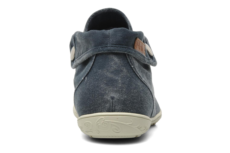 Sneakers P-L-D-M By Palladium Gaetane Twl Blauw rechts