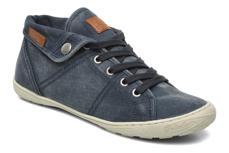 Sneaker P-L-D-M By Palladium Gaetane Twl blau detaillierte ansicht/modell