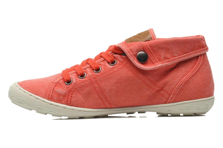 Sneaker P-L-D-M By Palladium Gaetane Twl rot ansicht von vorne