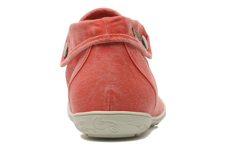 Sneaker P-L-D-M By Palladium Gaetane Twl rot ansicht von rechts