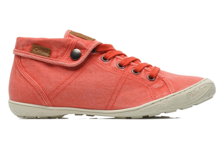 Sneaker P-L-D-M By Palladium Gaetane Twl rot ansicht von hinten
