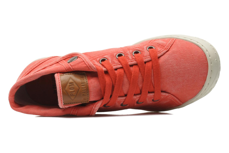 Sneaker P-L-D-M By Palladium Gaetane Twl rot ansicht von links