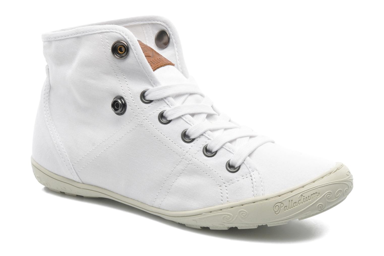 Sneaker P-L-D-M By Palladium Gaetane Twl weiß 3 von 4 ansichten