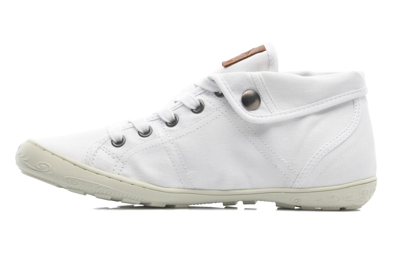 Sneakers P-L-D-M By Palladium Gaetane Twl Wit voorkant