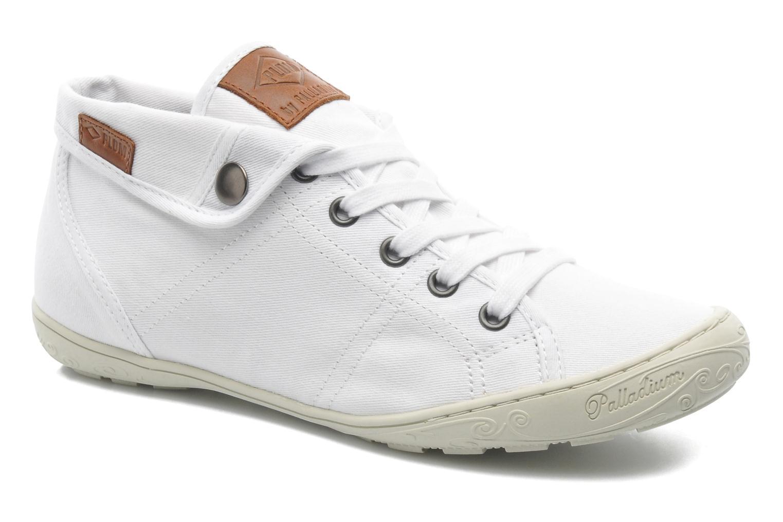 Sneaker P-L-D-M By Palladium Gaetane Twl weiß detaillierte ansicht/modell