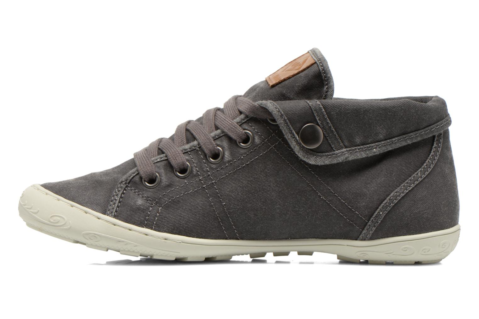 Trainers P-L-D-M By Palladium Gaetane Twl Grey front view