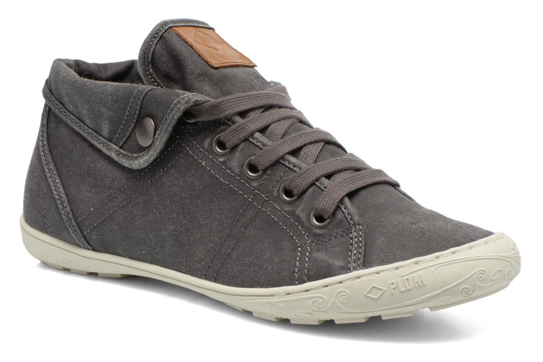 Sneakers P-L-D-M By Palladium Gaetane Twl Grå detaljeret billede af skoene