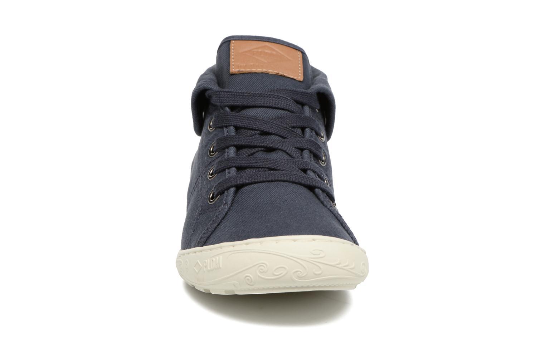 Sneakers P-L-D-M By Palladium Gaetane Twl Blå bild av skorna på
