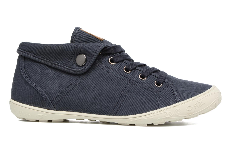 Sneaker P-L-D-M By Palladium Gaetane Twl blau ansicht von hinten