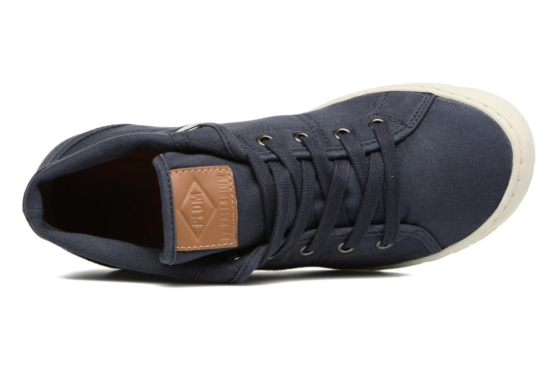 Sneakers P-L-D-M By Palladium Gaetane Twl Blå bild från vänster sidan