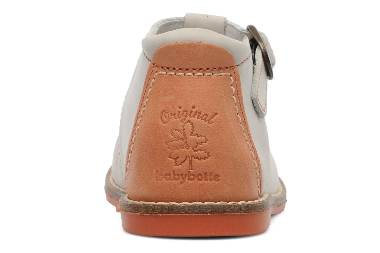 Stiefeletten & Boots Babybotte SANDJI beige ansicht von rechts