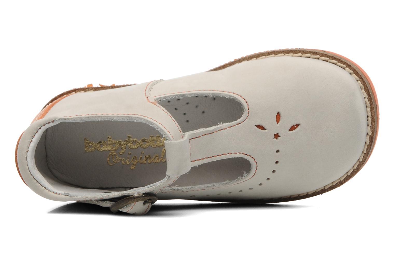 Stiefeletten & Boots Babybotte SANDJI beige ansicht von links