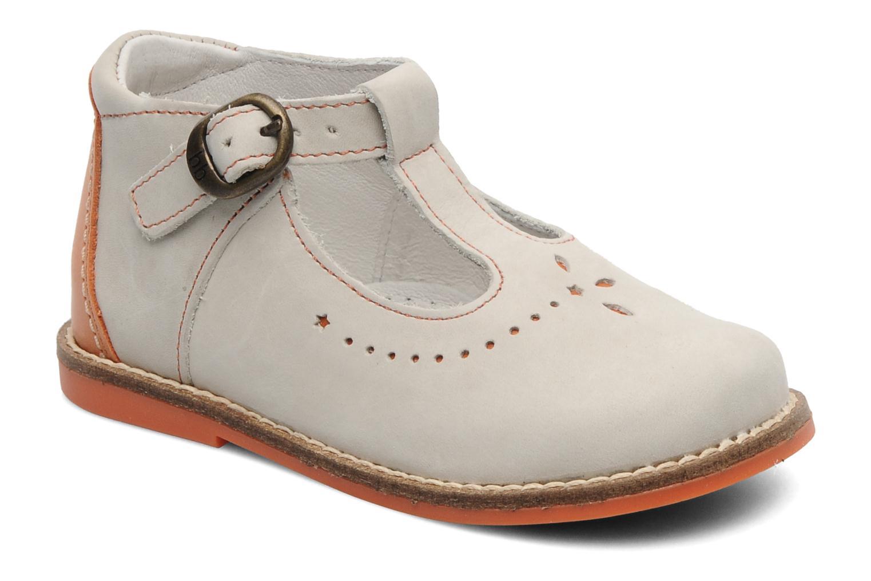 Bottines et boots Babybotte SANDJI Beige vue détail/paire