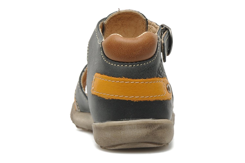 Sandales et nu-pieds Babybotte TAIBO Gris vue droite