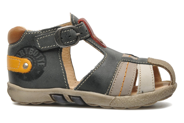 Sandales et nu-pieds Babybotte TAIBO Gris vue derrière