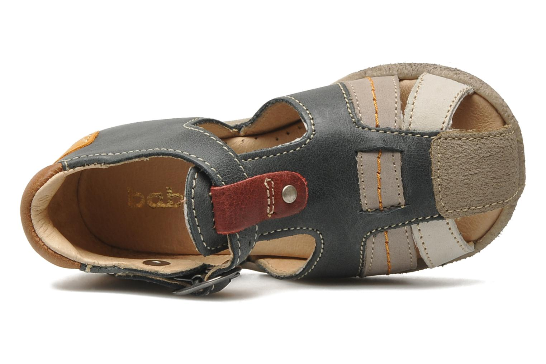 Sandales et nu-pieds Babybotte TAIBO Gris vue gauche