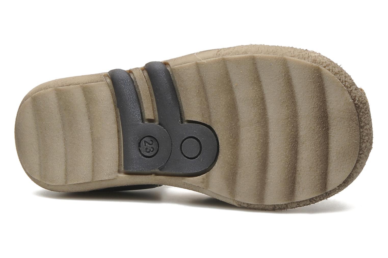 Sandales et nu-pieds Babybotte TAIBO Gris vue haut