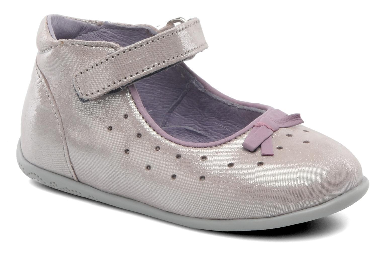 Ballerinas Babybotte SUZI lila detaillierte ansicht/modell