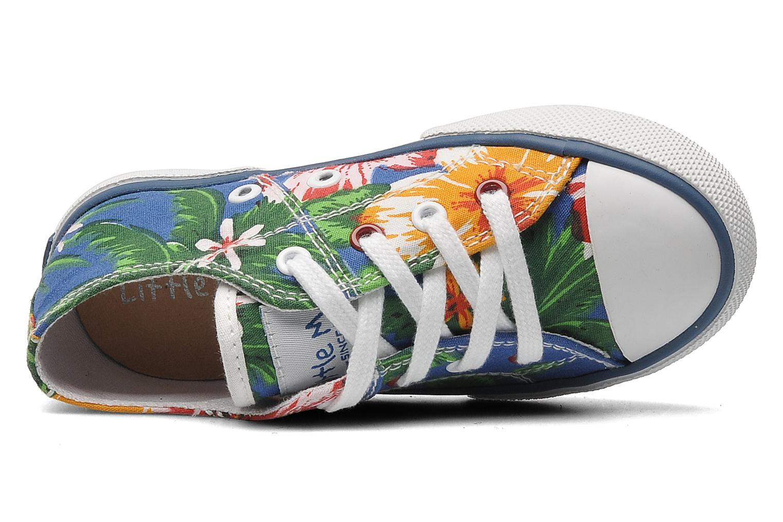 Sneaker Little Mary LITTLE TENNIS mehrfarbig ansicht von links