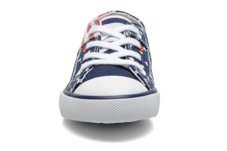 Sneaker Little Mary LITTLE TENNIS weiß schuhe getragen