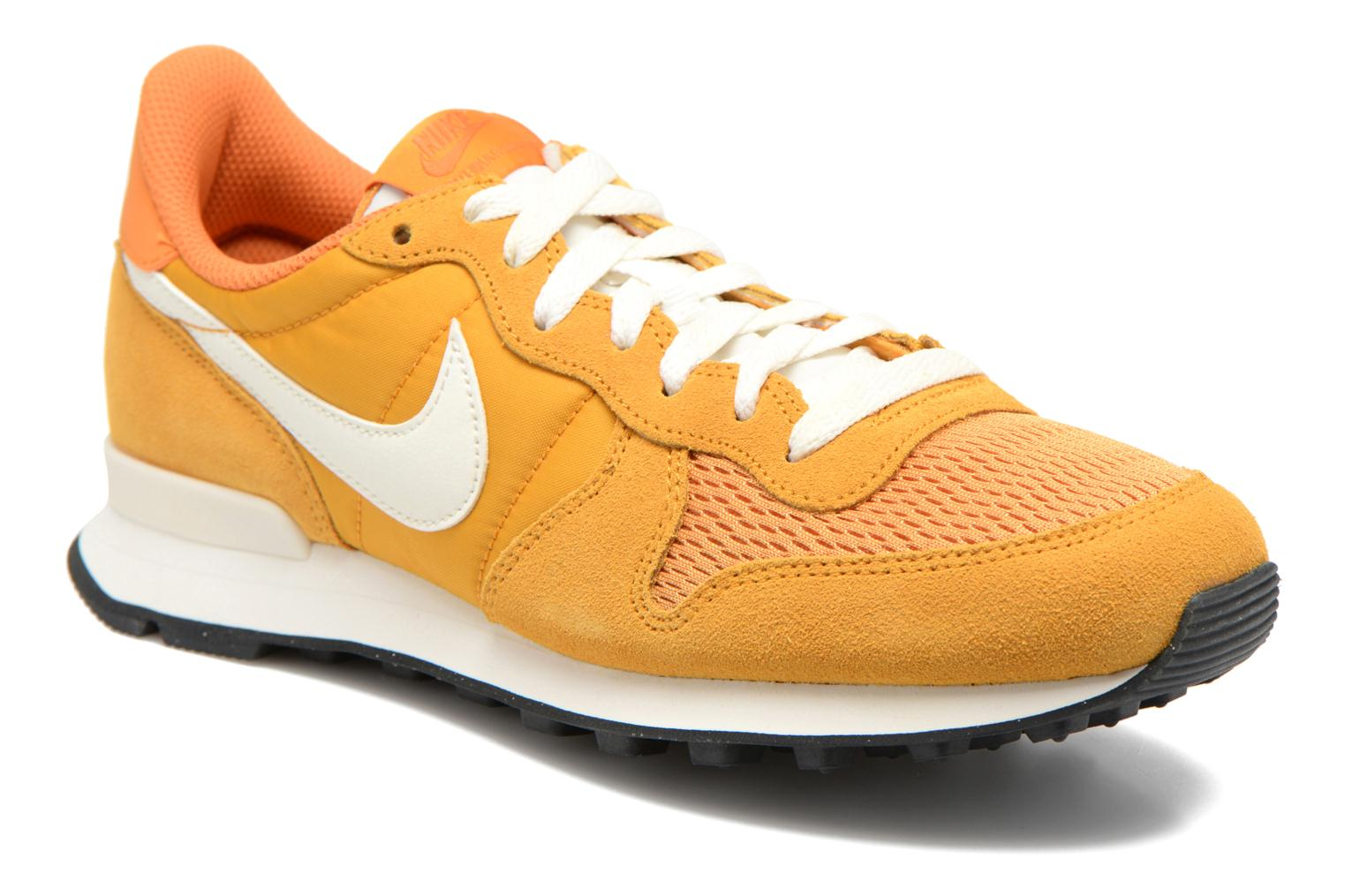 nike internationalist femme jaune gris