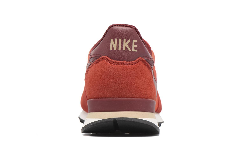 Sneaker Nike Nike Internationalist orange ansicht von rechts