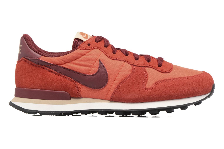 Sneaker Nike Nike Internationalist orange ansicht von hinten
