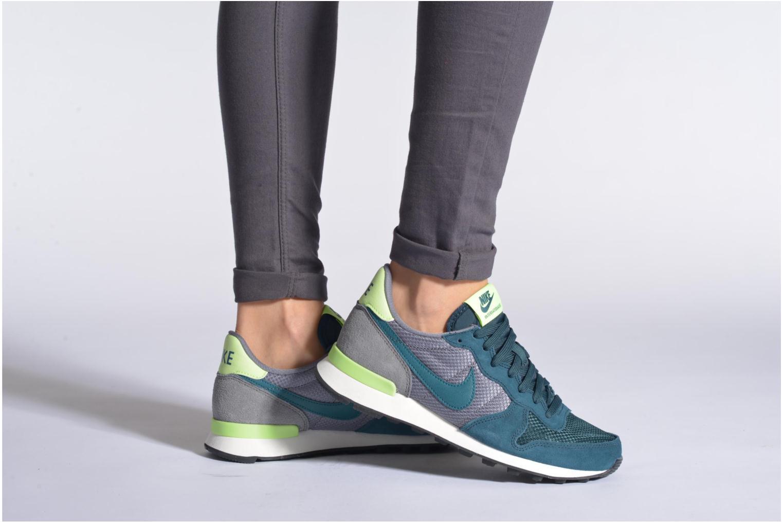 Sneakers Nike Wmns Nike Internationalist Zwart onder