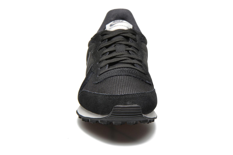 Sneakers Nike Wmns Nike Internationalist Zwart model