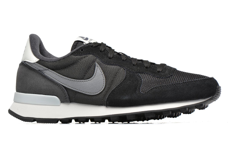 Sneakers Nike Wmns Nike Internationalist Zwart achterkant