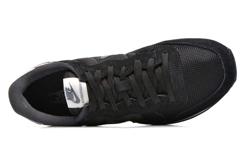 Sneakers Nike Wmns Nike Internationalist Zwart links