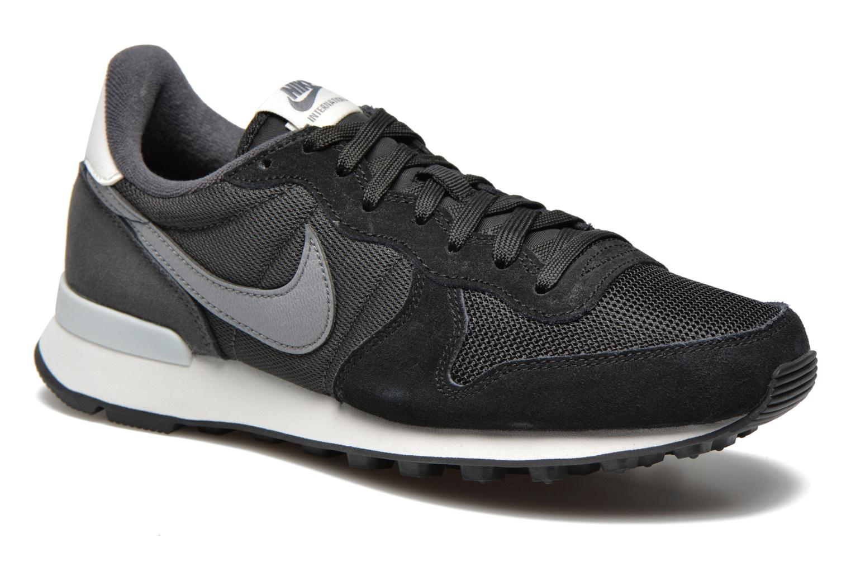 Sneakers Nike Wmns Nike Internationalist Zwart detail