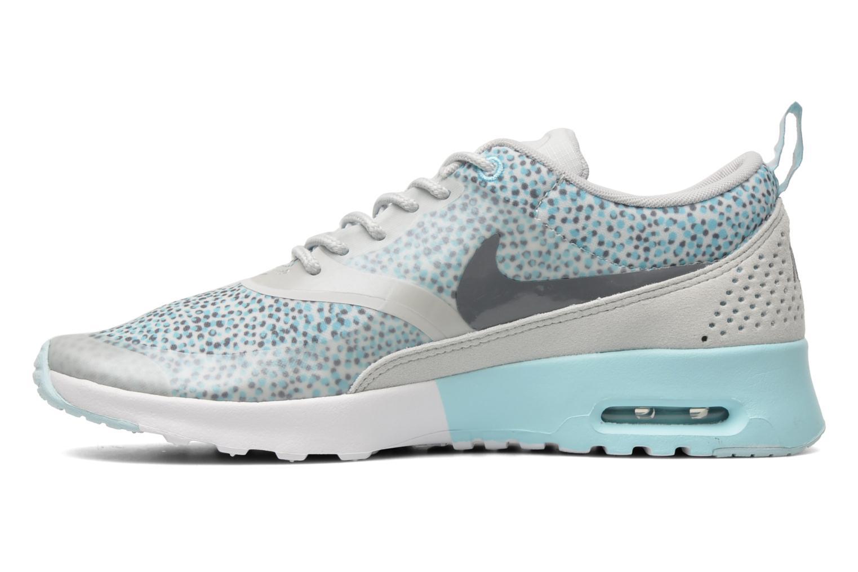 Wmns Nike Air Max Thea Print Lt Bs Grey/Cl Grey-Glcr Ic-White