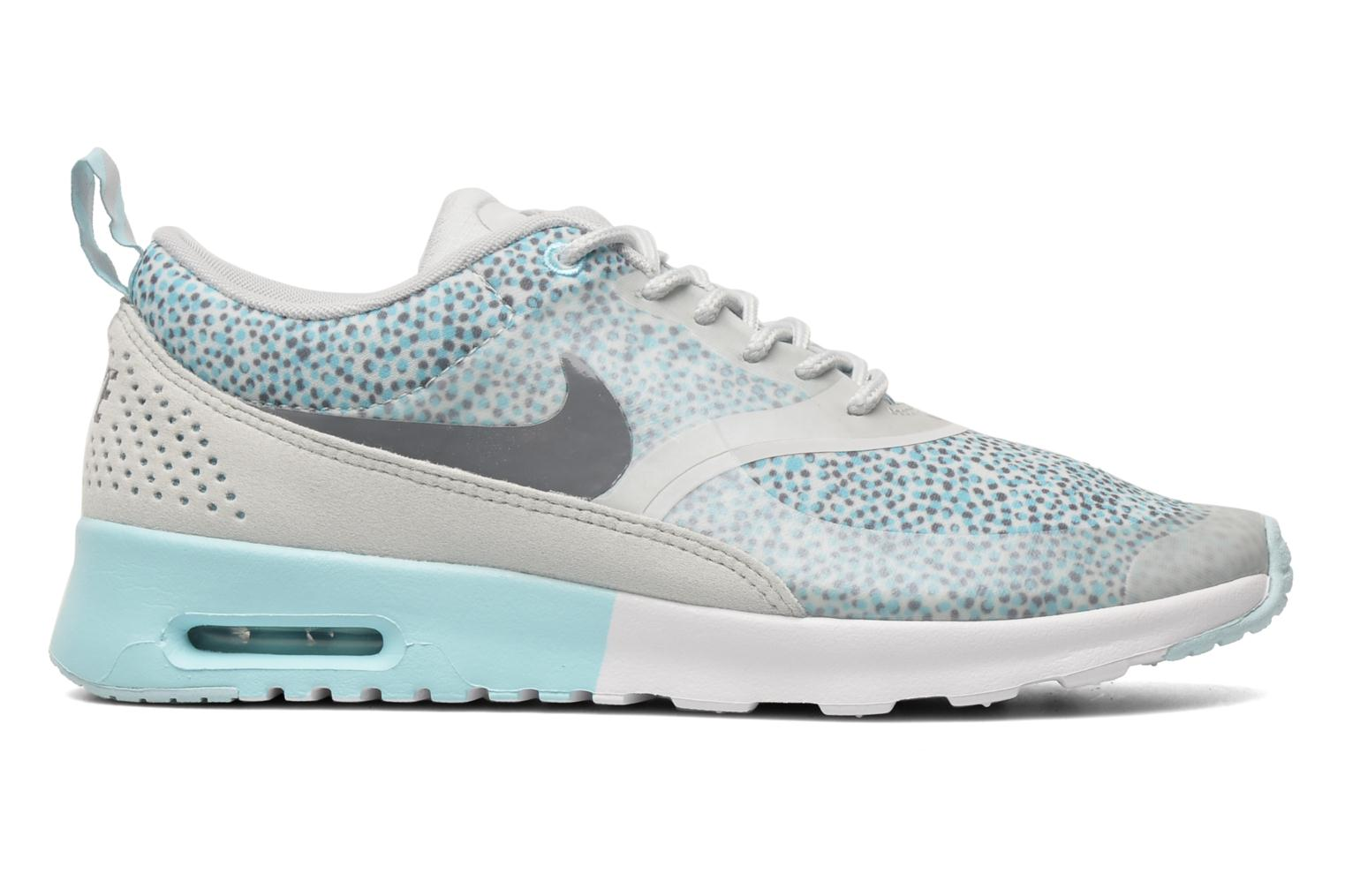 Wmns Nike Air Max Thea Print Lt Bs Grey/Cl Grey-Glcr Ic-White
