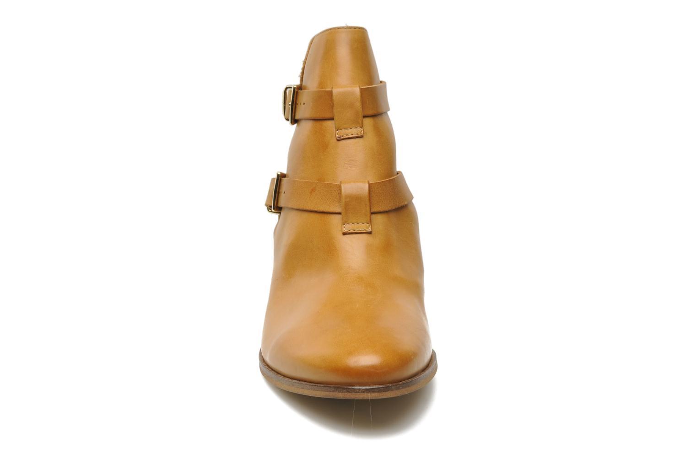 Ankelstøvler Georgia Rose Tatane Brun se skoene på