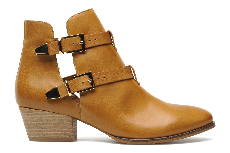 Stiefeletten & Boots Georgia Rose Tatane braun ansicht von hinten
