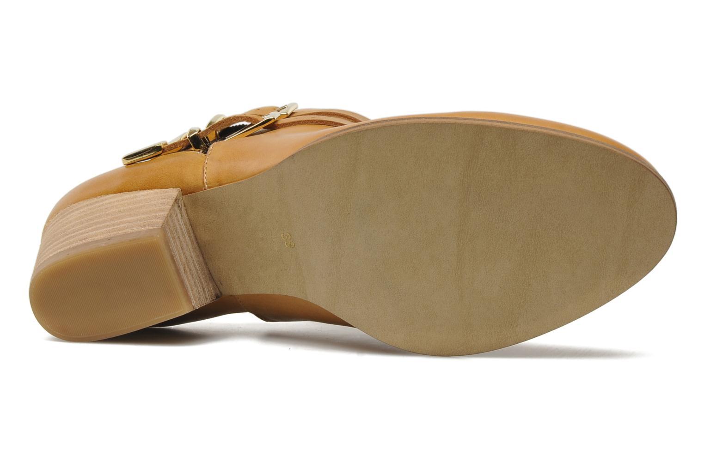 Stiefeletten & Boots Georgia Rose Tatane braun ansicht von oben
